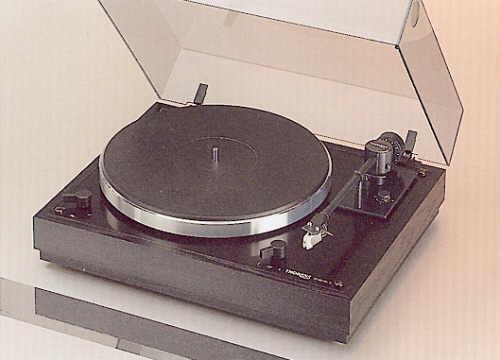 Original Thorens Metall Innenteller TD 145 146 147 160 165 166 mit 10mm Dorn